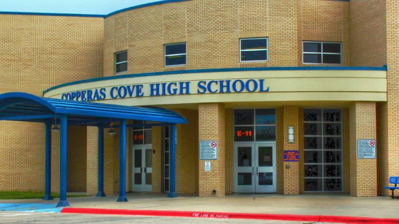 File Photo: Copperas Cove High School