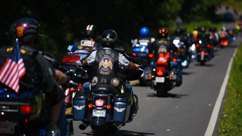 Around 300 motorcyclists to stop in Wichita Falls for Legacy Run