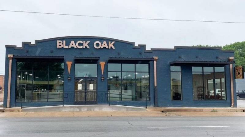 Black Oak Art, a pottery studio owned by Jonathan and Sara Martin, held its grand opening...