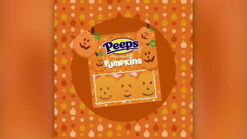 Halloween Peeps are back!