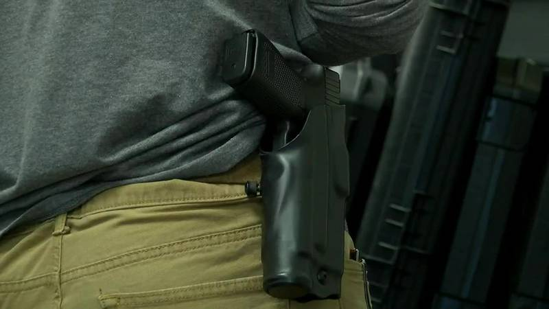 The Texas permitless carry law goes into effect Sept. 1.