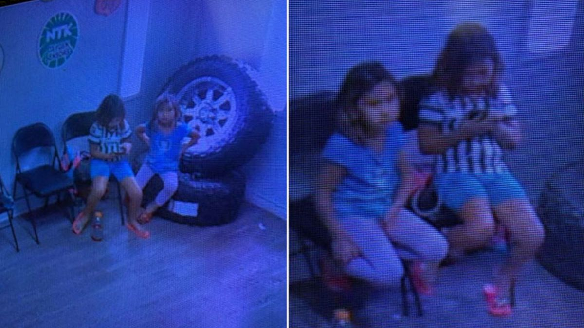 The two girls were abducted on Aug. 3 from the tire shop near the intersection of South 26th...