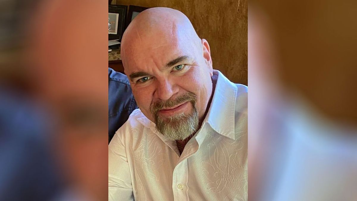 Jeffery Allyn Lockhart, 52, was last seen at around 10 a.m. on July 9 near mile marker 201 on northbound Interstate 45 in Freestone County, police said. (Police photo)
