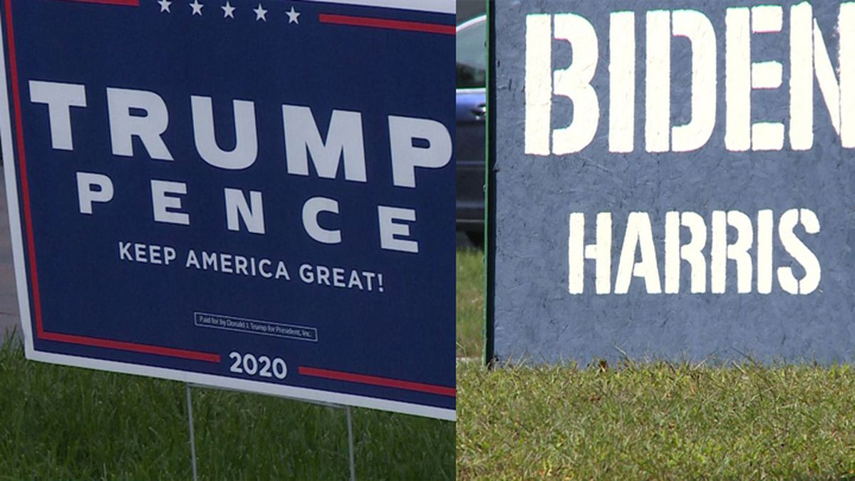 Four boys have been cited in the theft of political yard signs in Groesbeck. (File)