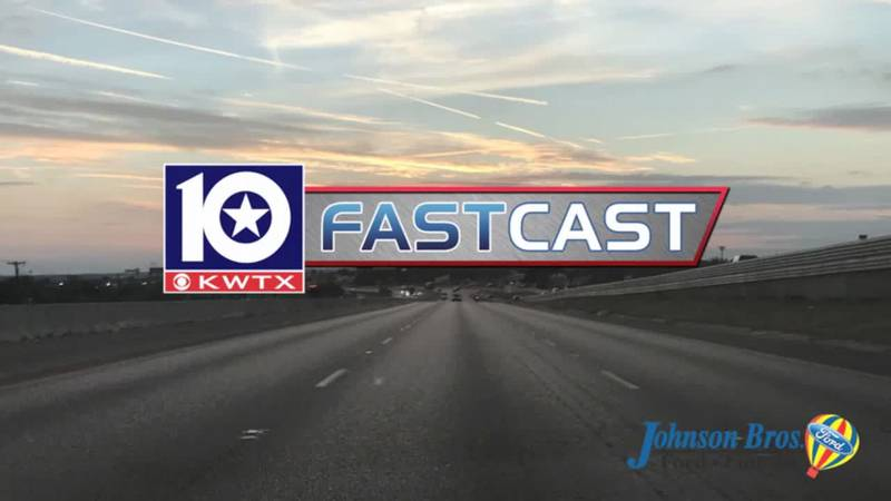 fastcast sunset pink waco I-35 highway road street clouds sunrise summer