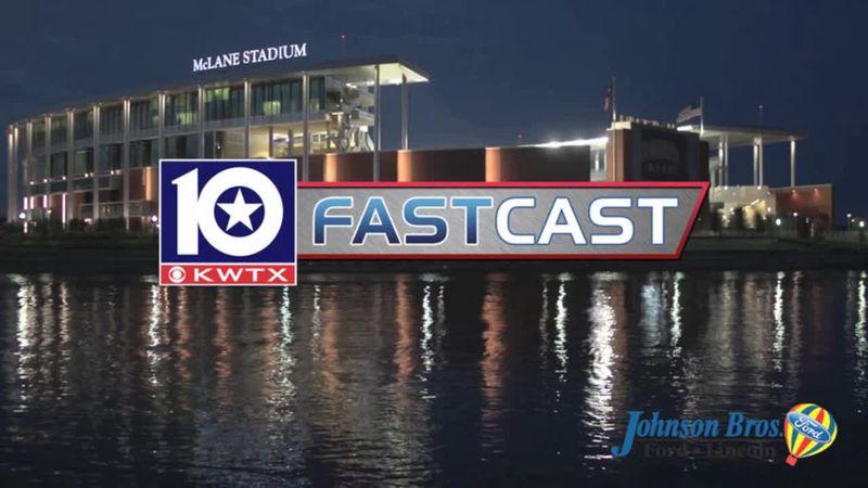 fastcast mclane stadium night
