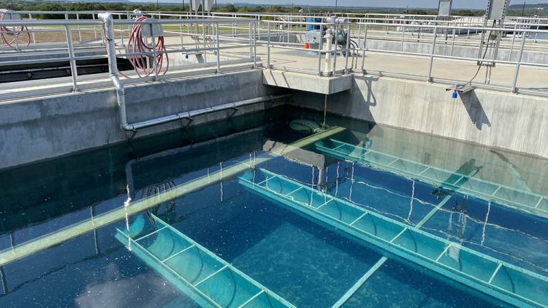 The city of Killeen and the Texas Commission on Environmental Quality continue to drain water...